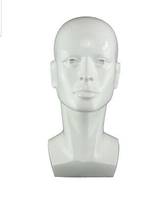 Liamtu Male Wigs Display Mannequin Head Stand Model Reduced Price