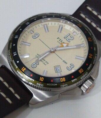 Shinola For Filson Journeyman GMT 43mm men's watch