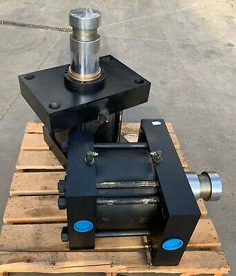 Yates Large Hydraulic Cylinders T1702 4 Stroke 101611