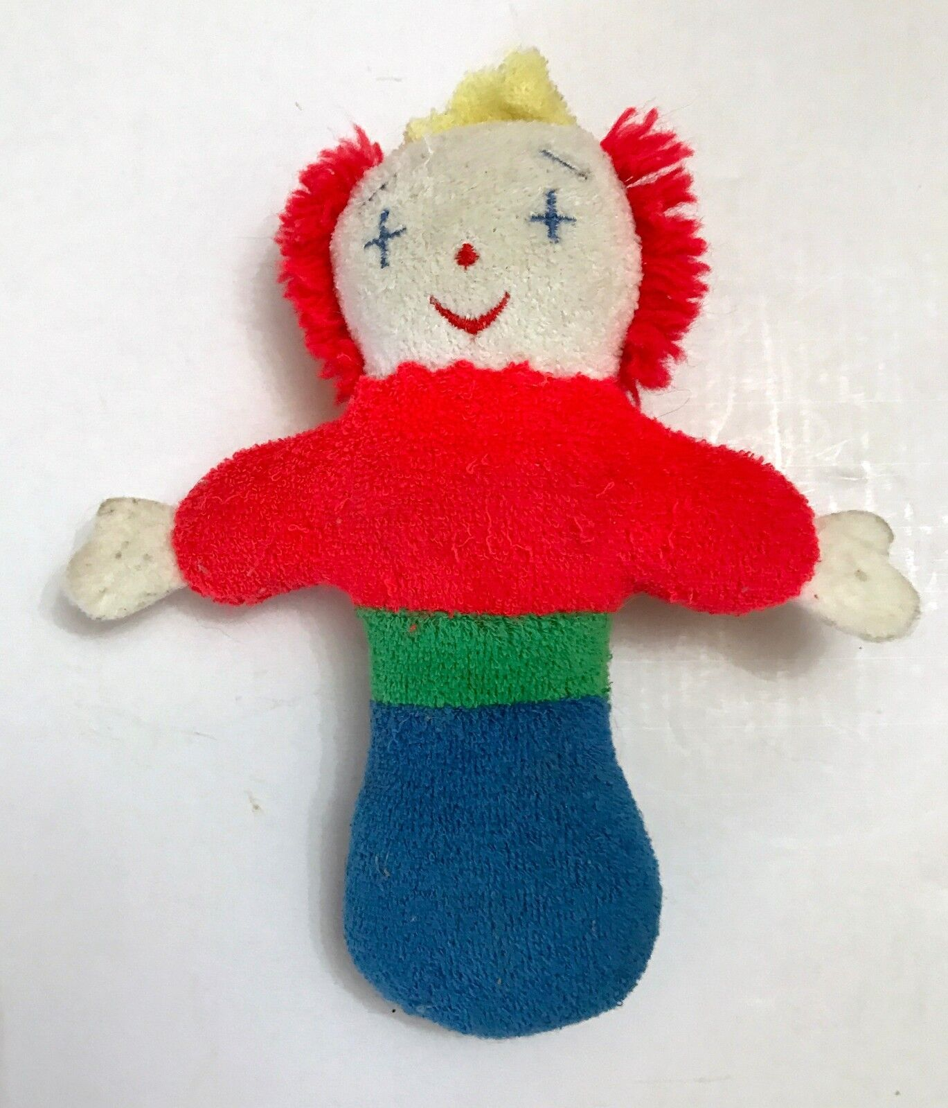 Cloth Baby Rattle
