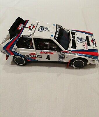 """Lancia Delta S4 """"martini"""" Tour De Corse 1986- Autoart"""