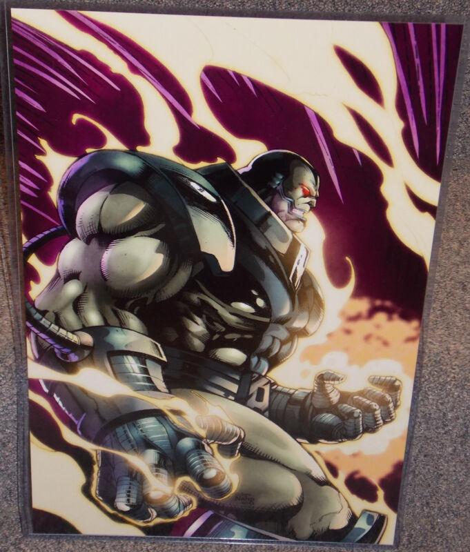 Marvel X-Men Apocalypse Glossy Print 11 x 17 In Hard Plastic Sleeve