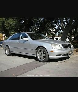 2001 S500 Mercedes Benz For Sale!!!