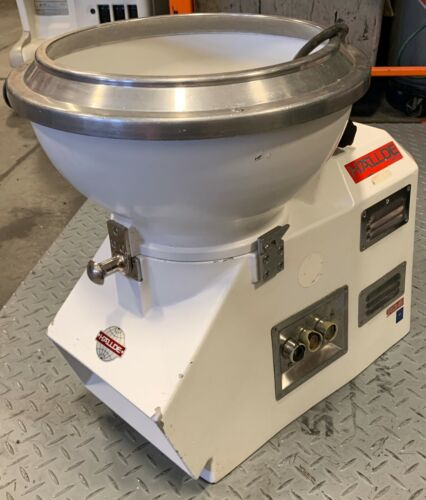HALLDE RG-6 Commercial Food Processor Continuous Feed Grinder Chopper 220V