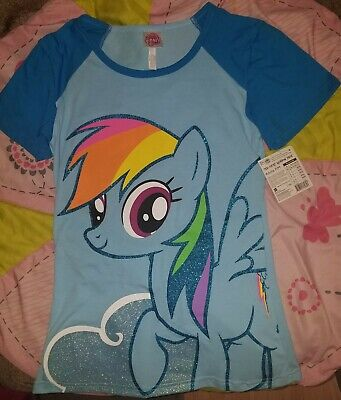 My Little Pony Adult T Shirt Rainbow Dash ](My Little Pony Shirts)