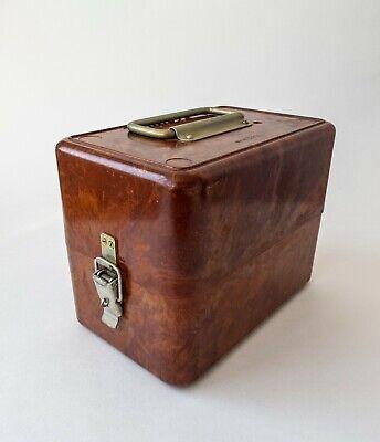 Vintage Bakelite Box Military Gamma Radiation Dosimeter Dp-24 Ussr Empty
