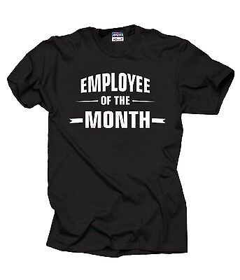 Employee Of The Month T-Shirt Gift For Best Employee Tee (Best Gifts For Employees)