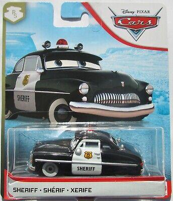 ++ 2019 Disney Pixar Cars - Sheriff