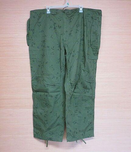 Vintage Gulf War Era USGI Night Desert Digital Camouflage Pants Trousers X-Large