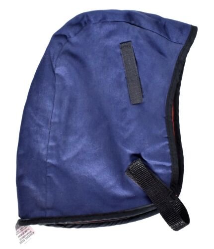 JACKSON Safety Hard Hat Winter Liner Flame Retardant Blue/Red *FITS MOST* >NEW<