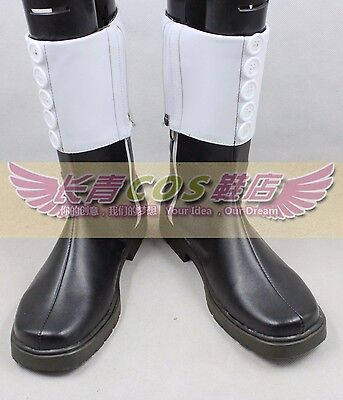 Soul Eater Crona Halloween Adult Cosplay Shoes Boots C006