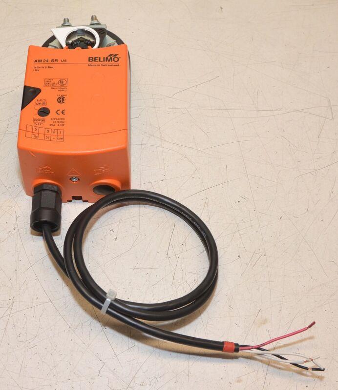 Belimo AM 24-SR US Damper Actuator