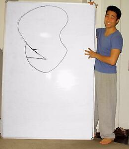 WHITEBOARD EXTRA LARGE (180cm x 150cm) Westmead Parramatta Area Preview