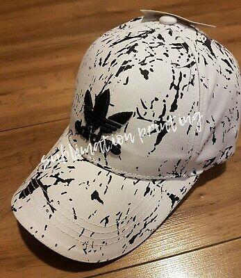 Adidas baseball cap white