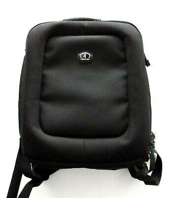 Tamrac Black Adjustable Insert Camera Bag Back Pack With Fold & Pack Cover