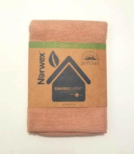 Norwex EnviroCloth, Microfiber Cloth, Recyled, Pink Quartz, New