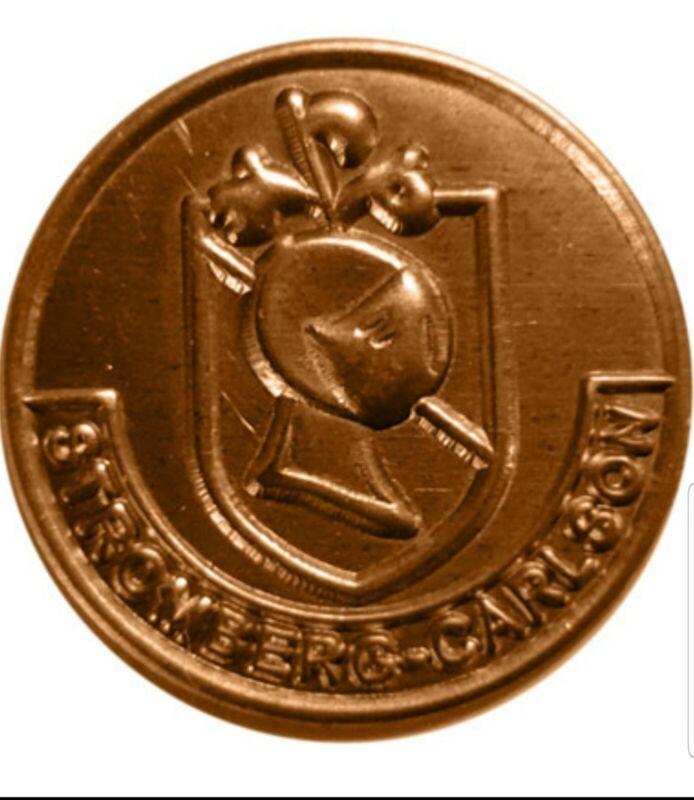 Badges for Stromberg Carlson Valve Radios