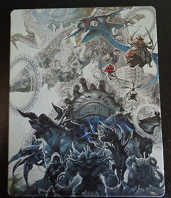 Final Fantasy Xii The Zodiac Age Collectors Edition Steelbook   Game   Ost  Dlc