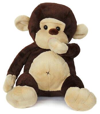 Little Stuffed Animals (Naughty Eat Finger Little Monkey - Stuffed Animal Plush Toy - By ICE KING BEAR)