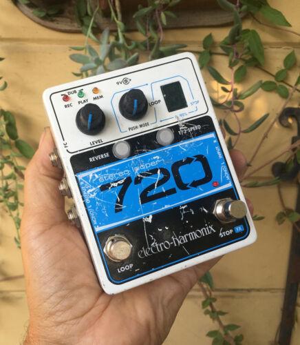 Electro-Harmonix 720 Stereo Looper Effect Pedal Guitar FX USA SELLER! FAST SHIP!