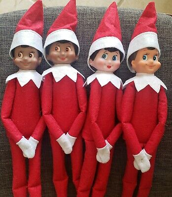 NEW Elf on the Shelf Doll. Boy or Girl.
