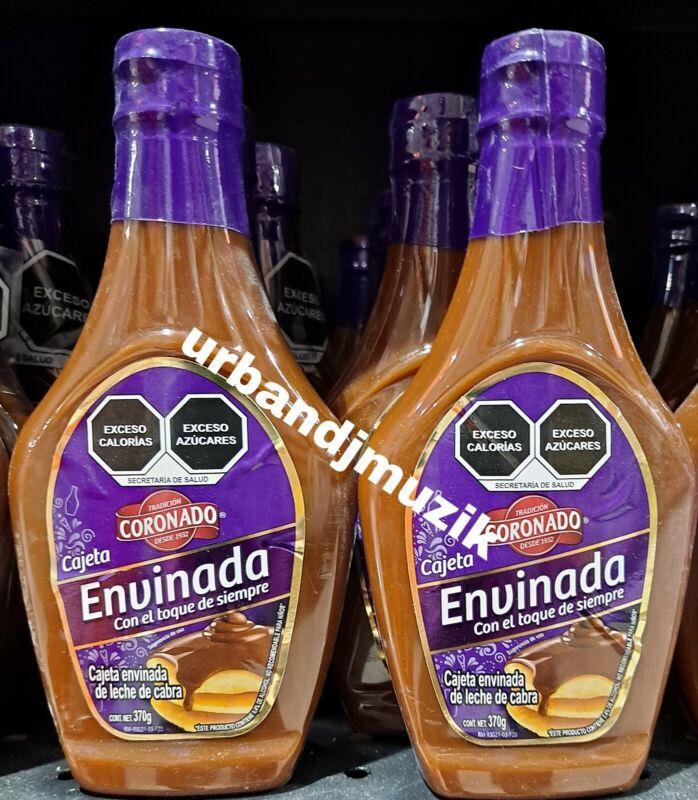 2X CORONADO CAJETA ENVINADA / GOAT MILK - 2 of 13.1oz EA - FREE PRIORITY SHIP