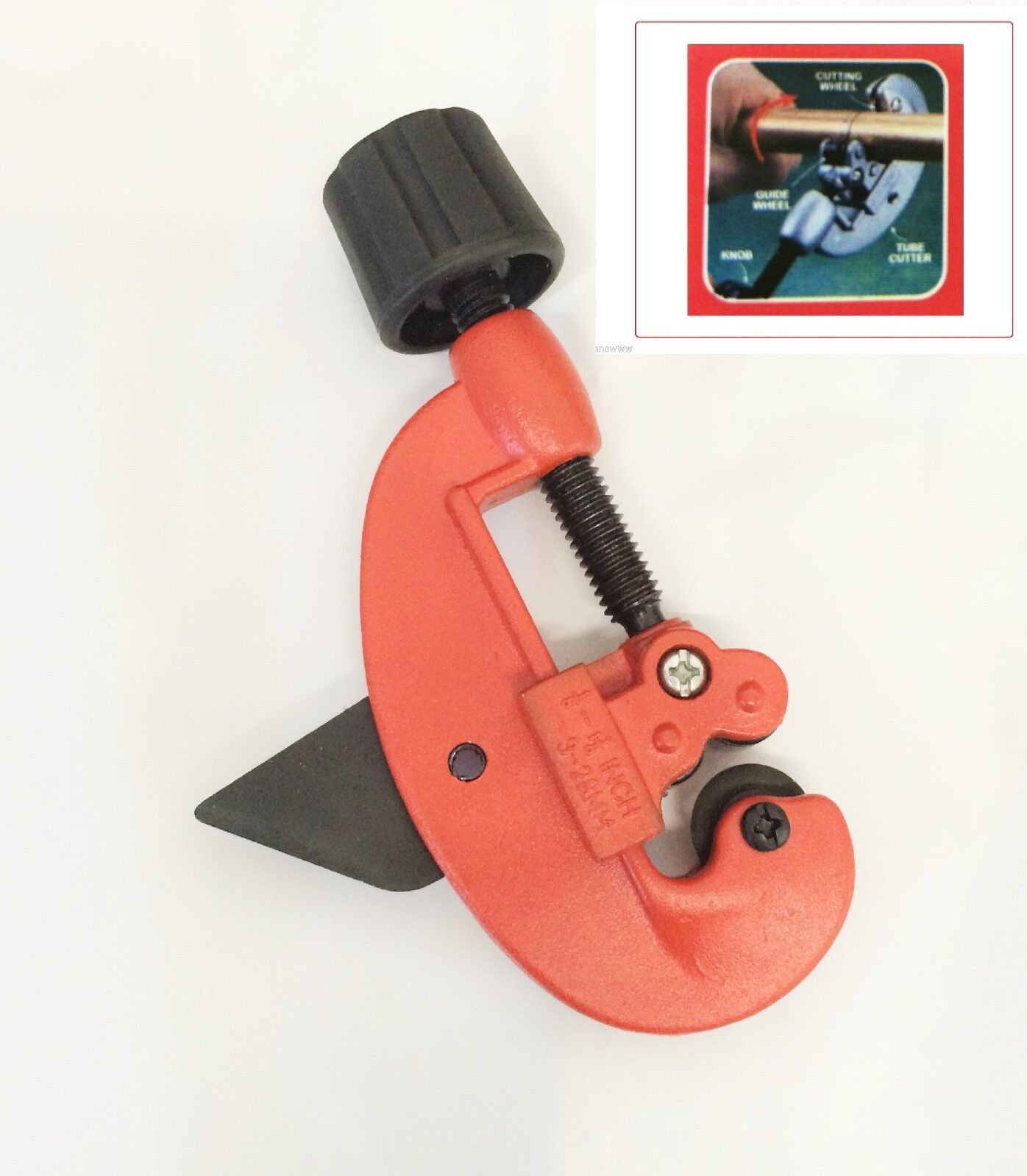 Heavy Duty Pvc : Tube pipe cutters heavy duty cuts pvc plastic brass