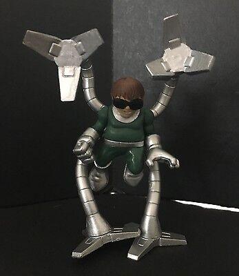 DOCTOR OCTOPUS Marvel Super Heroes Squad Action Figure SPIDER-MAN 2012 DOC OCK