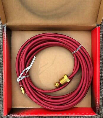 Weldcraft 45v04rr 25 Power Cable For 20 Series Water Cooled Tig Torches