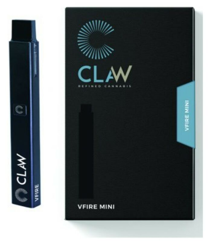 Authentic *MINI* Claw Michigan VFire V Fire Battery Trulieve Trustik
