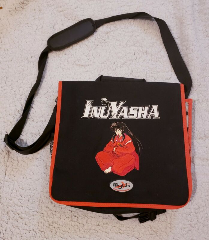 Super Rare Human Inuyasha Messenger Bag!! (A Must See!!)