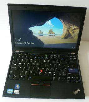 Upgraded Lenovo X220, Core i5, 500GB, 4GB, Extended Battery Point Cook Wyndham Area Preview