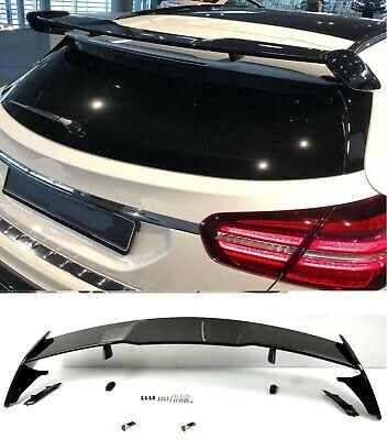 Für Mercedes Benz GLA X156 Dachspoiler Spoiler Heckspoiler in Schwarz Hochglanz