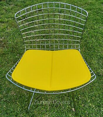 Bertoia Side Chair Cushions Replacements Many Colors Available