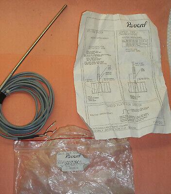 Revent Oven 50270901 Sensor 600700 Series Oven Look