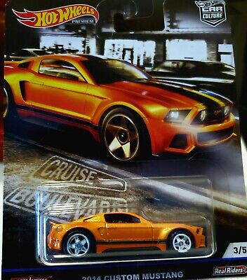 Hot Wheels BOULEVARD  Ford MUSTANG 5.0  HTF NEW free ⚡shippinng