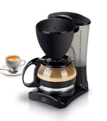 Cafetera goteo JATA CA287, hasta 8 tazas,autodesconexión, filtro permanente,550W