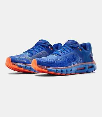 Under Armour UA HOVR Infinite 2 Men's Running Shoes - 3022587-401 Water/Orange