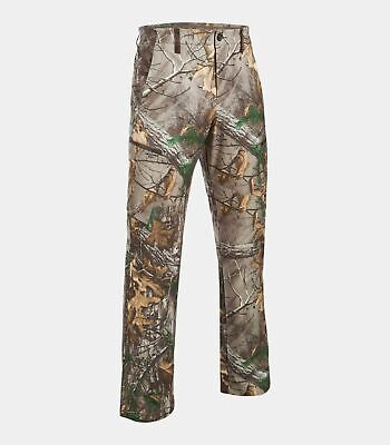 Under Armour Stealth Reaper Hunting Cargo Pant Realtree Xtra Hunt Camo MSRP $100 Stealth Camo Pant