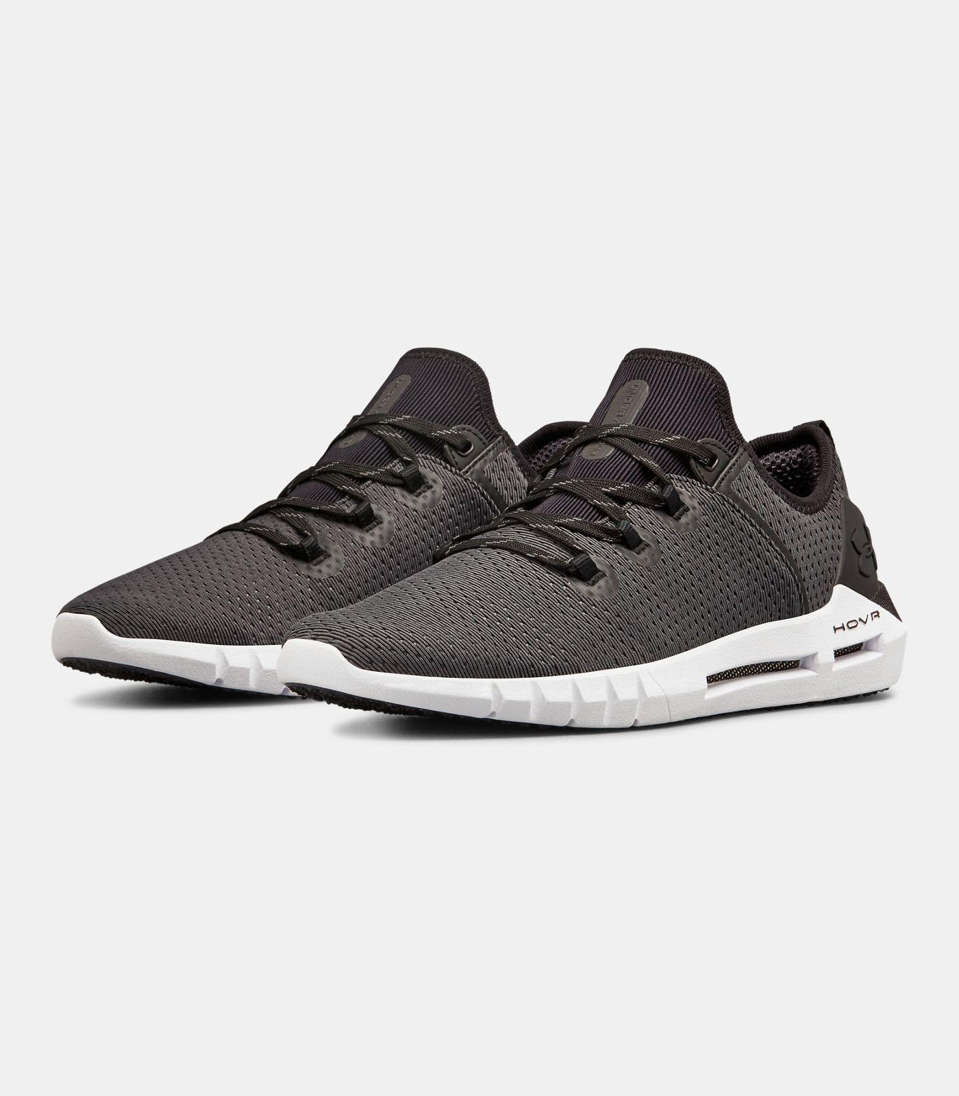 3273467d5a04 Under Armour Mens UA HOVR SLK Running Shoes Mens Shoes Black/White Running  Shoes