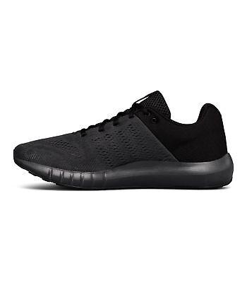 Under Armour Men's Micro G Pursuit Running Shoes 3000011 104 Black