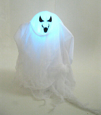 Rising Ghost Spirit Lighted Spooky Table Top Halloween Party Decoration Prop