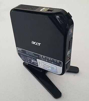 Acer Aspire REVO R3700 Ultra Slim Desktop HDMI Computer PC 4GB Ram 250GBHD HTPC