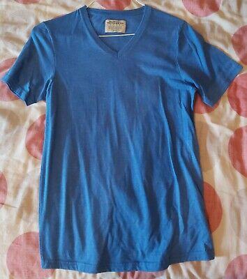 Burton Blue t shirt top SIZE Small EXCELLENT CONDITION