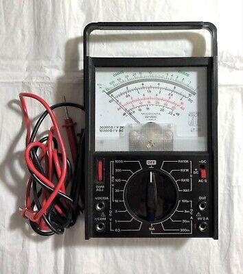 Micronta Multimeter 22-203c