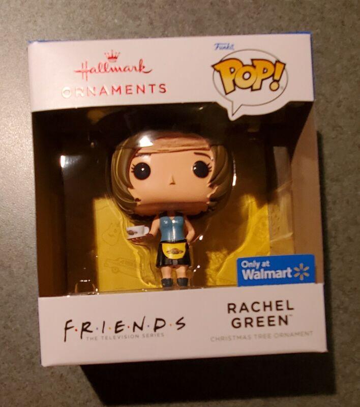2021 Hallmark Funko POP! Friends Rachel Green Christmas Ornament WALMART EXCL