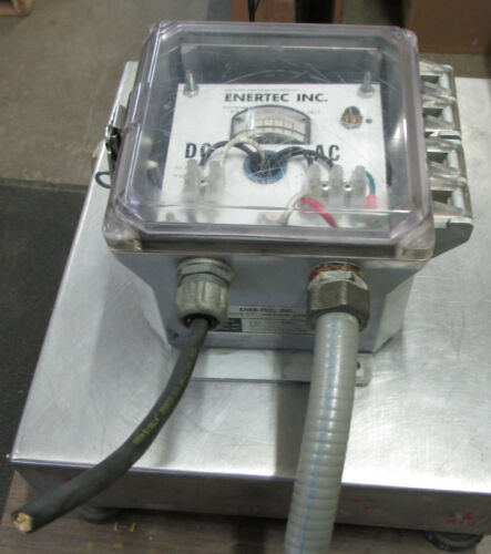 "Enertec, Inc. IKC System 3"" S.S. Refrigeration    Z3"