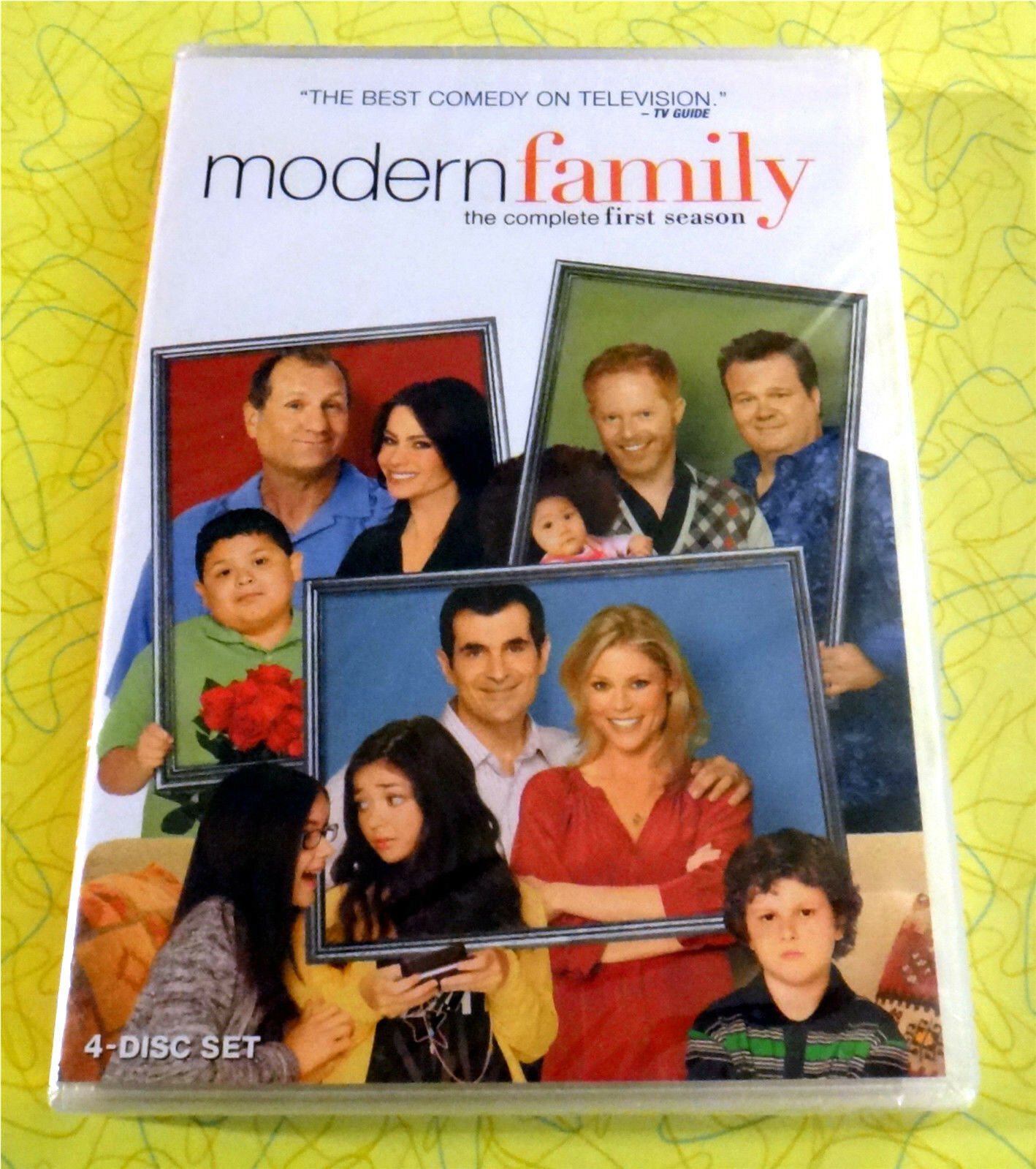 Modern Family: The Complete First Season 1 ~ New DVD Set ~ Comedy TV Show