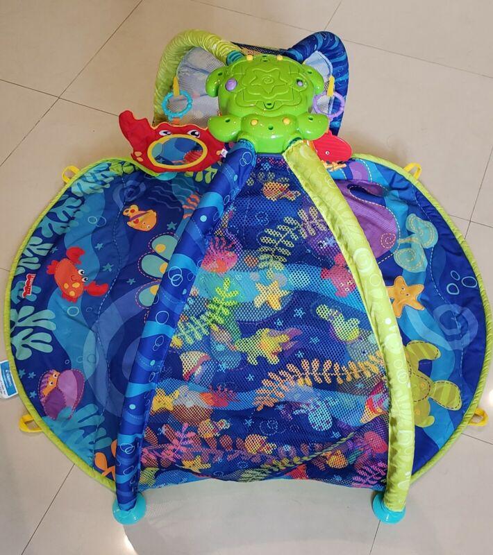 Fisher-Price Ocean Wonders Deep Blue Sea Baby Gym