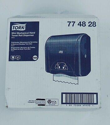 New Tork Mini Mechanical Hand Towel Roll Dispenser 77 48 28
